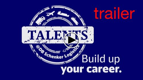 DB Schenker - Talents trailer