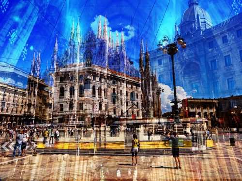 Mailand slide
