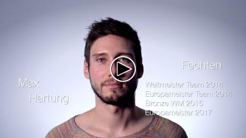 Max Hartung Start